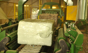 Waste Wrapping System
