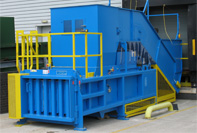 ME Closed End Recycling Baler Range