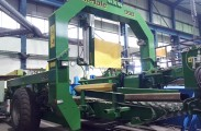 Ex-demonstration McHale 998 Wrapper