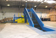 HB Shear Press Recycling Baler Range